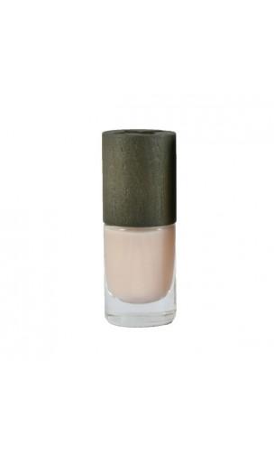 Vernis à ongles naturel 49 Rose Blanche - BoHo Green Cosmetics - 5 ml.