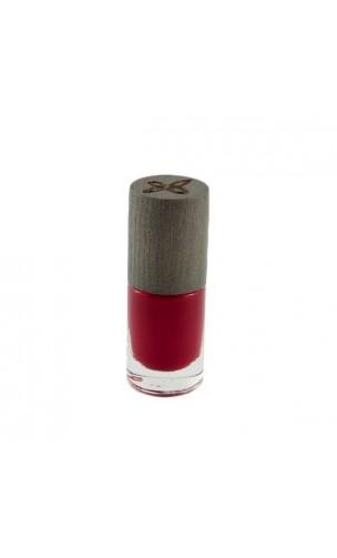 Esmalte de uñas natural 55 The Red One - BoHo Green Cosmetics - 5 ml.