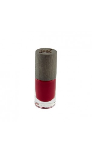 Vernis à ongles naturel 55 The Red One - BoHo Green Cosmetics - 5 ml.