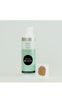 Organic BB Cream BIO - Crème teintée 03 - FPS 10 - Amapola - 30 ml.