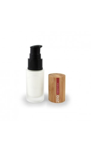 Base Matifiante BIO Sublim'soft - ZAO Make Up - 750 - 30 ml.