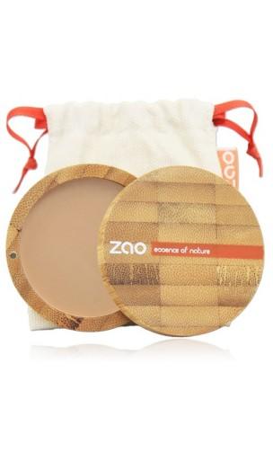 polvo-compacto-ecológico-ZAO-302-natural