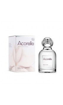 Eau de parfum Absolu Tiaré - Parfum bio Équilibrant - Acorelle - 50 ml.