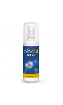 Spray Ahuyentador de Insectos ecológico - BioOut - 100 ml.
