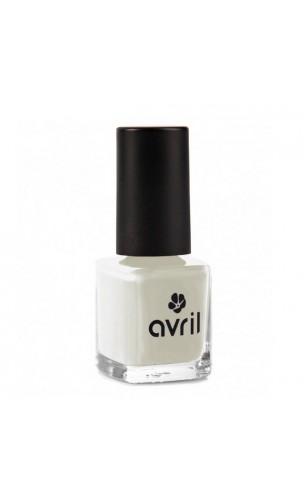Vernis à ongles naturel Top Coat MATE - Avril - 7 ml.