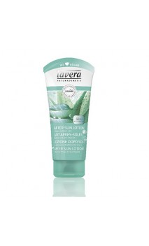 Lotion aftersun bio Hydratation & Soin Intensif - Lavera - 200 ml.