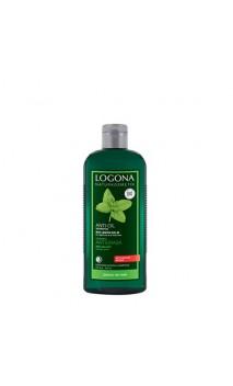 Champú ecológico Regulador Antigrasa Melisa - LOGONA - 250 ml.