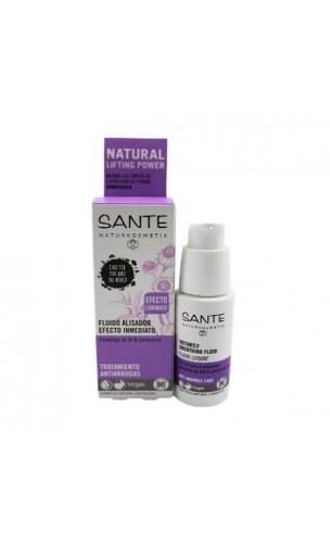 Sérum fluide Lissant Effet Illuminateur immédiat - SANTE - 30 ml.