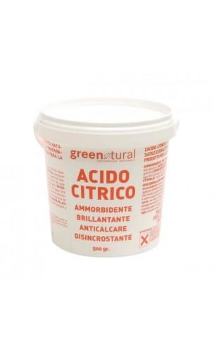 Ácido cítrico - Greenatural - 500 g.