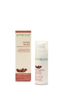 Crème de jour bio hydratante et nutritive - Greenatural - 50 ml.