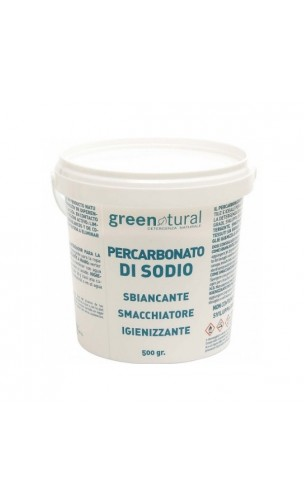 Percarbonato de Sodio - Greenatural - 500 g.