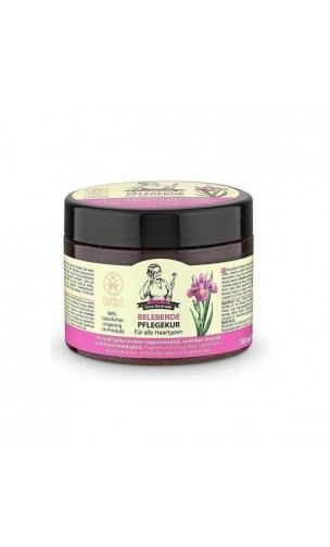 Mascarilla capilar natural Fuerza y Brillo - Oma Gertrude - 300 ml.