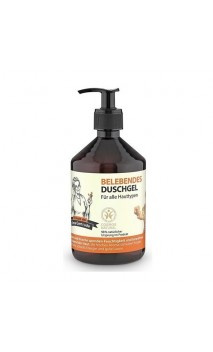 Gel de ducha natural Tonificante - Oma Gertrude - 500 ml.
