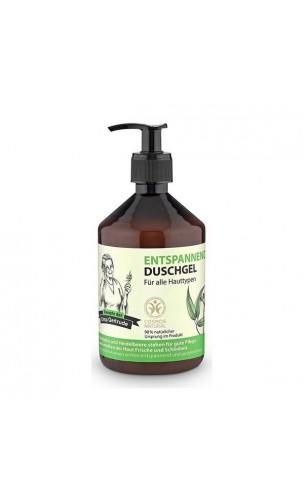 Gel de ducha natural Relajante - Oma Gertrude - 500 ml.