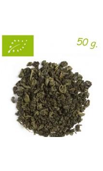 Thé vert Menthe MORUNO (Digestion) - Thé bio en vrac - Aromas de té