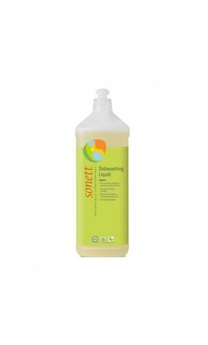 Lavavajillas a mano ecológico Limón - Sonett - 1 L.
