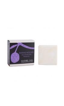 Gel de ducha sólido bio BUENAS NOCHES Relajante - Matarrania - 120 ml.