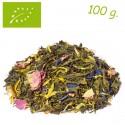 Thé vert/blanc Morning Melody (Bergamote) - Elements - Thé bio en vrac - Alveus - 100 g.
