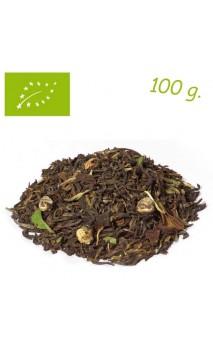 Té verde/blanco Jasmin Imperial (floral) - Elements - Té ecológico a granel - Alveus