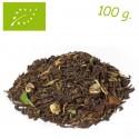 Thé vert/blanc Jasmin Imperial (floral)- Elements - Thé bio en vrac - Alveus