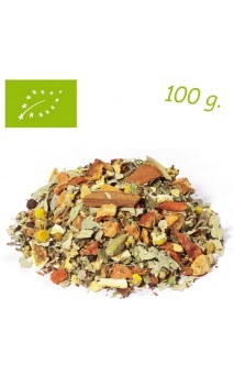 Rooibos bio Women's power (épicé) - Elements - Infusion bio en vrac - Alveus - 100 g.