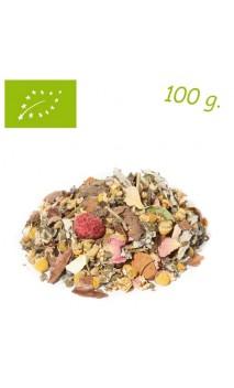 Infusión Mezcla de frutas & hierbas Hello Harmony (Naranja roja, crema & vainilla) - Herbs for you - Infusión ecológica - Alveus