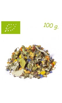 Infusion Mélange fruits & herbes Nice dreams  (Pêche/Citron) - Herbs for you - Infusion bio en vrac - Alveus