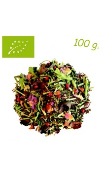 Rooibos Winter Euphoria (Limette & Pamplemousse rose) - Winter Dreams - Rooibos bio en vrac - Alveus
