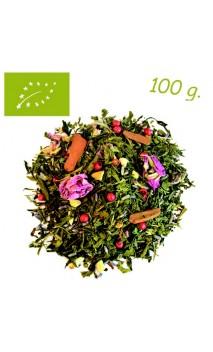 Té verde Winter Imperial (Naranja dulce & canela) - Winter Dreams -Té ecológico a granel - Alveus