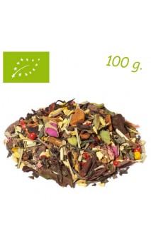 Thé vert/blanc Spicy Inspiration GreenTox Organic (Épicé, non aromatisé) - Thé bio en vrac - Alveus
