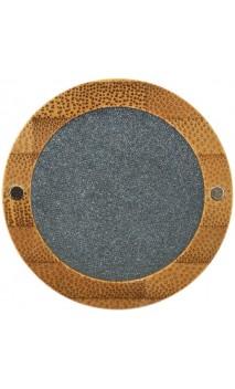 Ombre à paupières bio - Gris métal - Nacrée - ZAO - 110