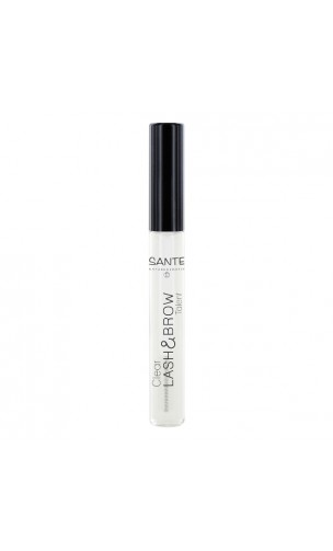 Mascara Transparent bio / Gel Traitant Cils & Sourcils - SANTE - 8 ml.