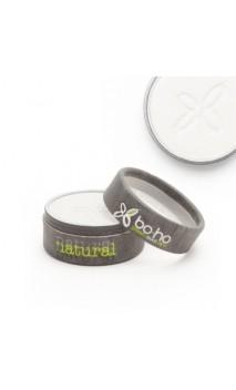 Fard à paupières bio nacré 219 Neige - BoHo Green Cosmetics - 1,8 g.