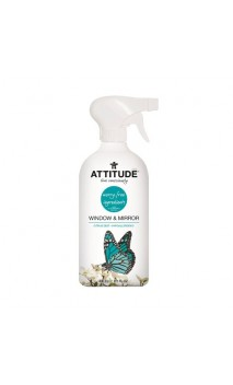 Nettoyant fenêtre bio Zeste d'agrumes - Attitude - 800 ml.