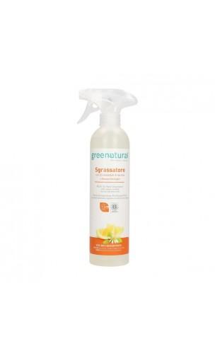 Spray quitagrasas ecológico higienizante - Greenatural - 500 ml.