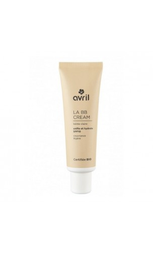 BB Cream BIO - Avril - 30 ml.