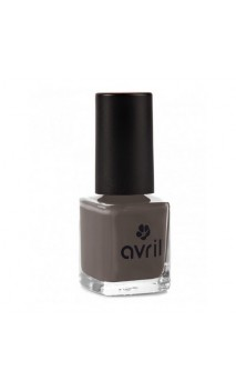 Vernis à ongles naturel Bistre nº 657 - Avril - 7 ml.