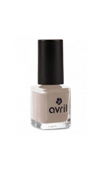 Vernis à ongles naturel Taupe nº 656 - Avril - 7 ml.