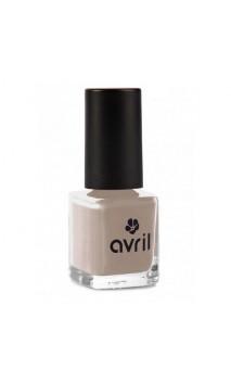 Vernis à ongles naturel Taupe nº 656 - Avril - 7 ml.
