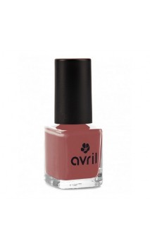 Vernis à ongles naturel Marsala nº 567 - Avril - 7 ml.