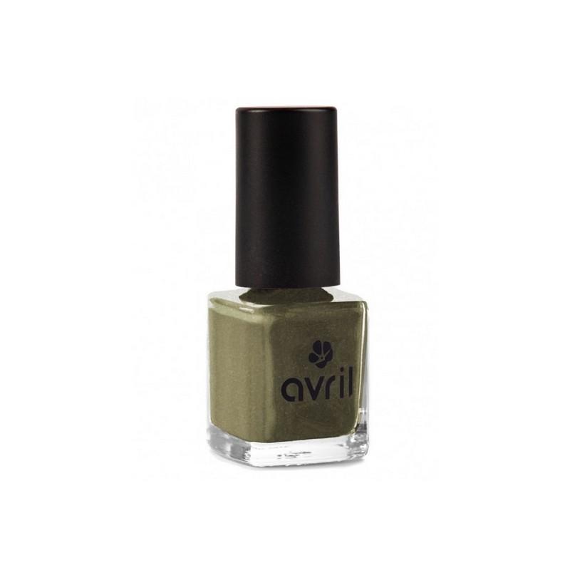 Vernis à ongles naturel Vermillon nº 33 - Avril - 7 ml
