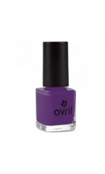 Vernis à ongles naturel Ultraviolet nº 75 - Avril - 7 ml.