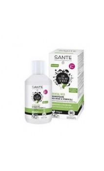 Bain de bouche Menthe bio & Vitamine B12 - SANTE - 300 ml.