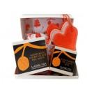 Pack cadeau bio Contour des yeux bio Sans parfum et Crème visage peau mixte bio - Matarrania