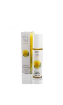 Aceite facial ecológico Esencial Iluminador - Amapola - 12 ml.