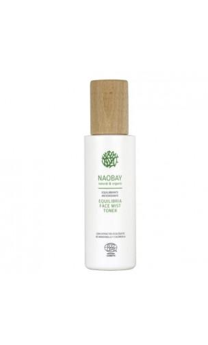 Tonique visage bio Équilibrant (Equilibria Free mist toner) - NAOBAY - 125 ml.