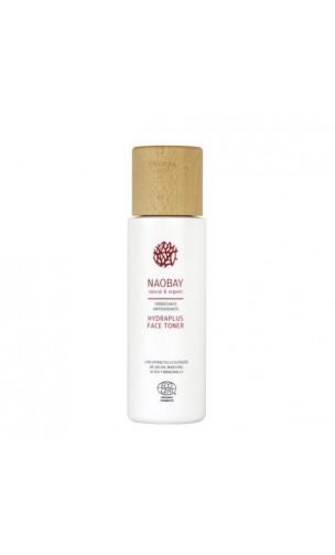Tonique visage bio Hydratant (Hydraplus Face Toner) - NAOBAY - 200 ml.