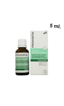Lotion Résistance et défenses naturelless bio Pranaforce - Pranarôm - 5 ml.