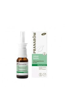 Spray nasal bio Pranaforce - Pranarôm - 15 ml.