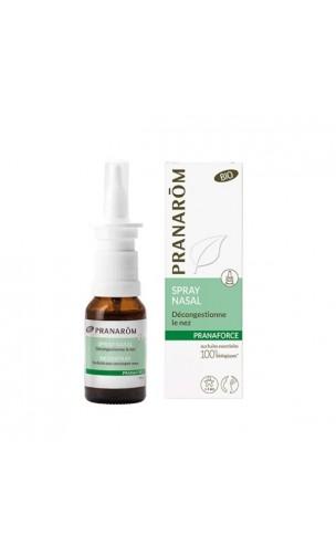 Spray nasal bio Pranaforce - Pranarôm - 15 ml.